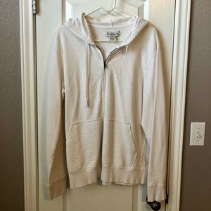 Full Zip Banana Republic Hoodie (L)